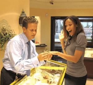 mücevher müşterileri