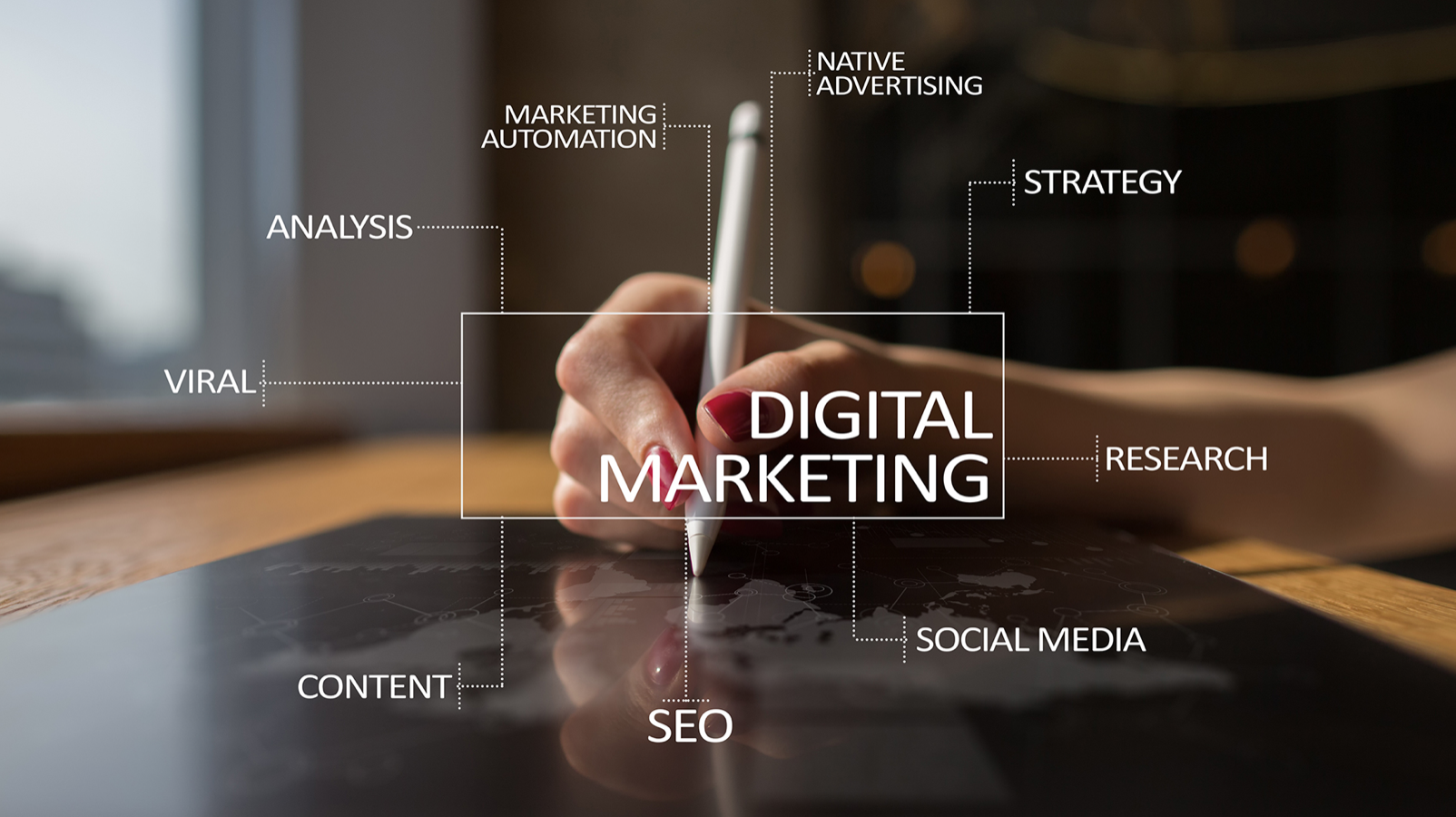 dijital pazarlama danışmanlık